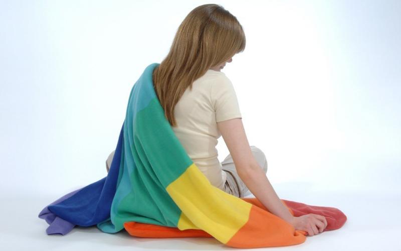Chakra blankets