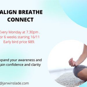 Align Breathe Connect